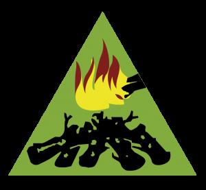 Emblema Caminantes / Chispitas