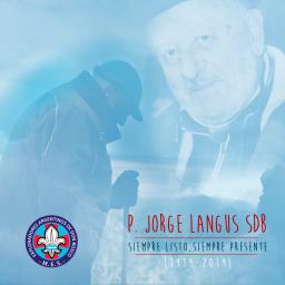 P. Jorge Langus: Siempre listo, siempre presente