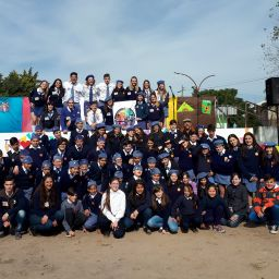 Córdoba: Se oficializó el batallón  nº 95, Santo Cura Brochero
