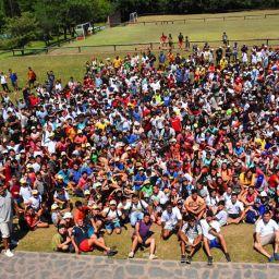 Región norte: más de mil  jóvenes vivieron el Campamento Regional