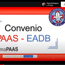 Convenio EADB - PAAS: Una oportunidad para formarnos en primeros auxilios.