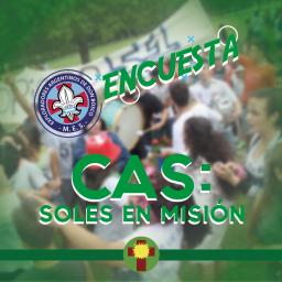 Encuesta para renovación del CAS